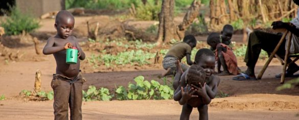 What we are doing to improve education for the children of South Sudan