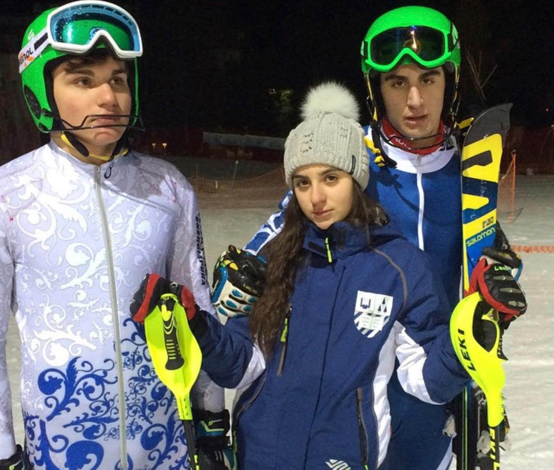 Nikita, Maria & Igor